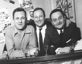 Uderzo, Charlier and Goscinny